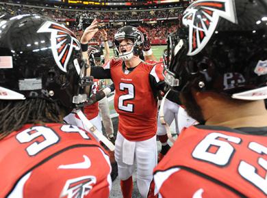Atlanta Falcons Team Needs