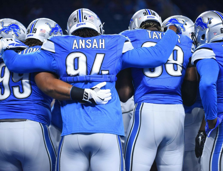 Detroit Lions Team Needs