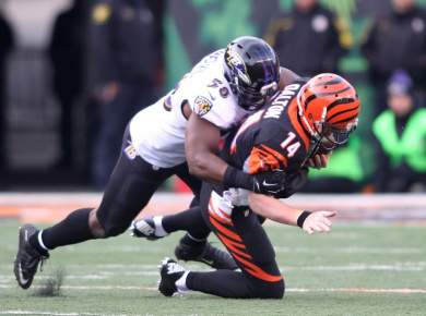 Baltimore Ravens Team Needs