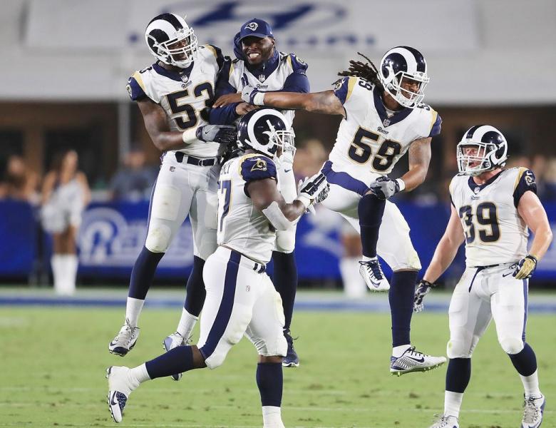 2020 Los Angeles Rams Team Needs