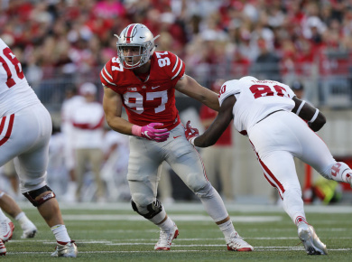 Nick Bosa Scouting Report