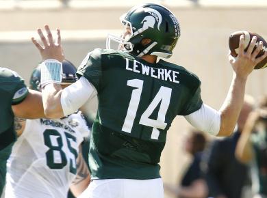 Brian Lewerke NFL Draft
