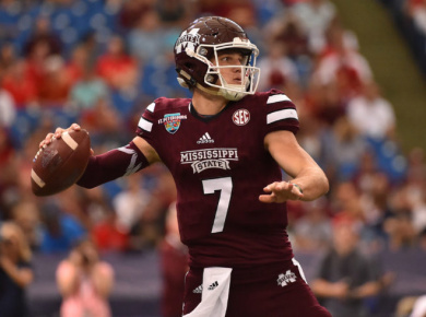 Nick Fitzgerald NFL Draft
