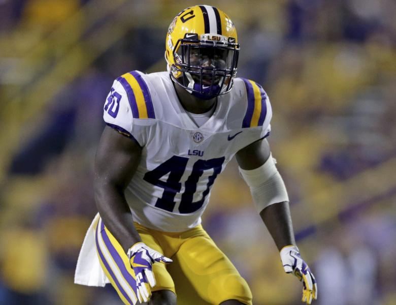 2019 NFL Draft Linebacker Rankings