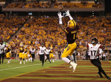 N'Keal Harry Scouting Report