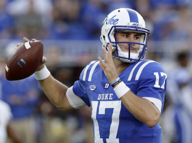 Daniel Jones Scouting Report