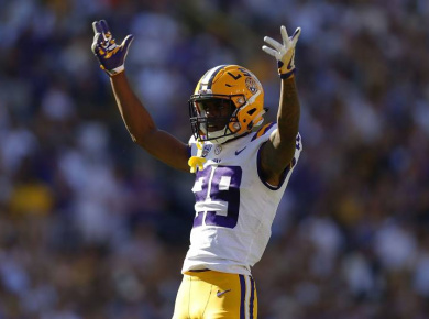 Greedy Williams NFL Draft