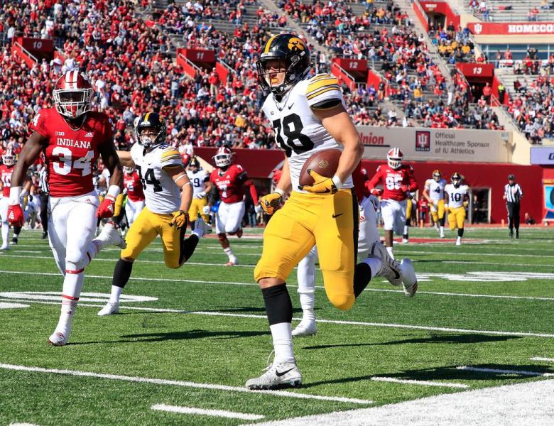 TJ Hockenson NFL Draft