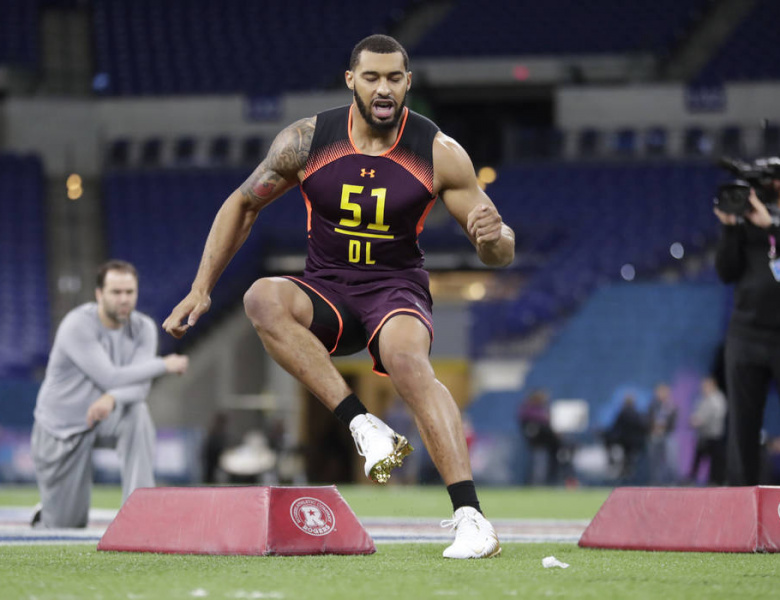 NFL Combine Winners and Losers