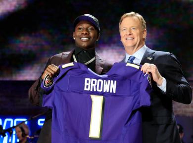 Baltimore Ravens 2019 NFL Draft Review