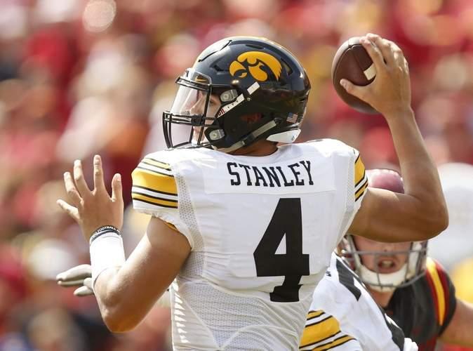 Nate Stanley NFL Draft