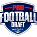 Pro Football Draft Logo