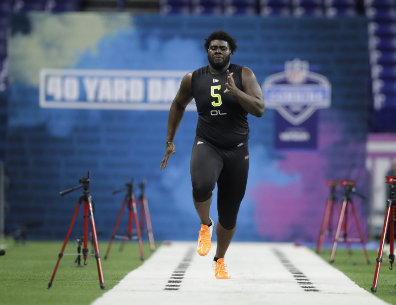 NFL Combine Day 2 Standouts