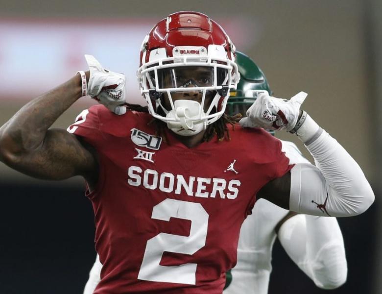CeeDee Lamb Dallas Cowboys 2020 NFL draft