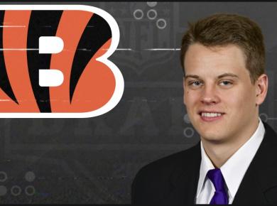 Joe Burrow Cincinnati Bengals