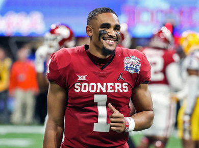 Jalen Hurts Philadelphia Eagles 2020 NFL draft