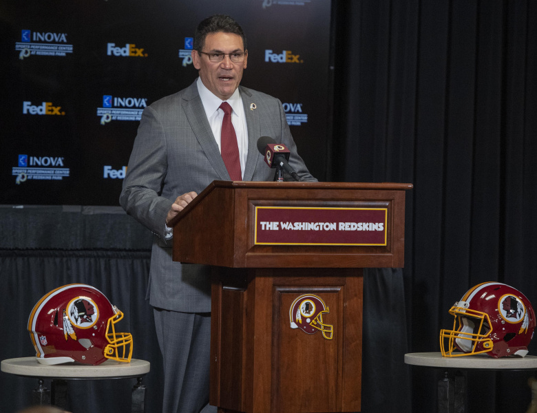 Washignton Redskins 2021 NFL draft