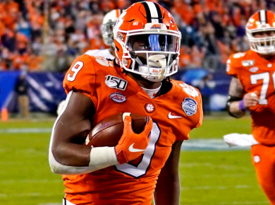 Travis Etienne scouting report