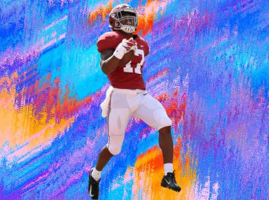 Jaylen Waddle NFL Draft
