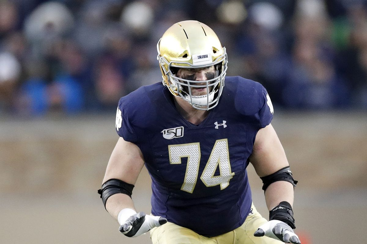 Liam Eichenberg scouting report